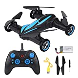 Toyshine Car Drone 4 CH Remote Control Flying Car Toy Drone (Without Camera)