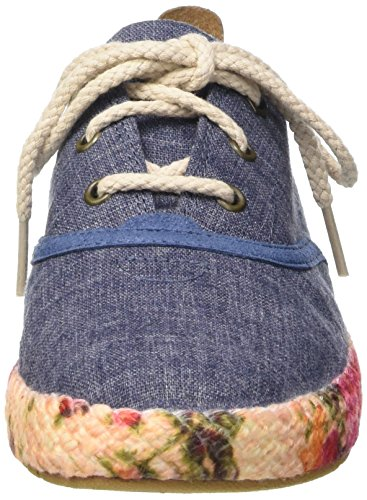 Timberland Casco Bay_casco Bay Fabric Oxford, Sneakers basses femme Azul - Blau (Vintage Indigo)