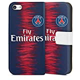 DeinDesign Apple iPhone 5c Étui Étui Folio Étui magnétique Paris Saint Germain...