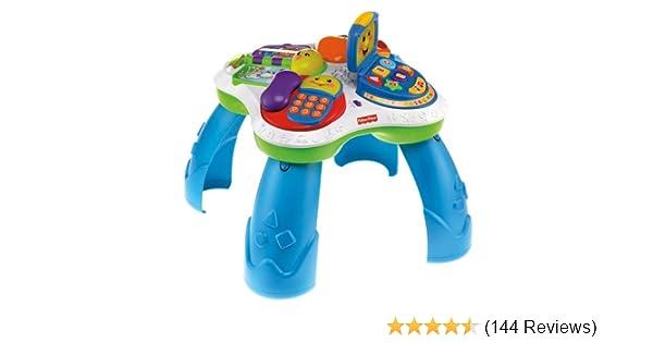 Mattel Fisher-Price N3156-0 - Lernspaß Tisch: Amazon.de: Spielzeug