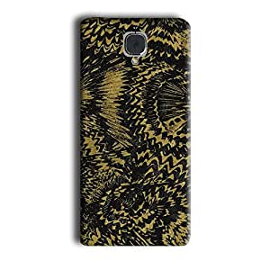 NH 10 UV HD SERIES DESIGNER HARD SHELL PRINTED BACK COVER FOR ONE PLUS 3