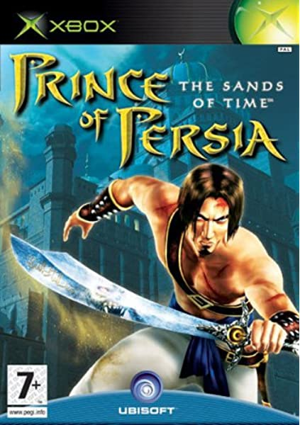 Prince Of Persia The Sands Of Time Xbox Amazon Co Uk Pc