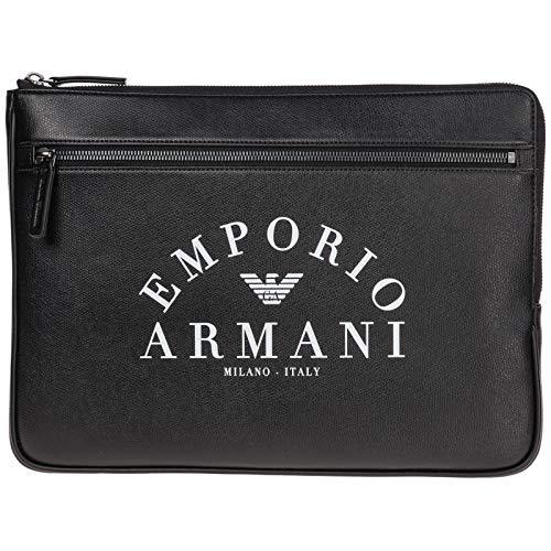 Emporio Armani herren Handtaschen black