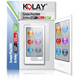 Kolay® 6 Pack Anti-Scratch Screen Protector For The New Apple iPod Nano 7G 7th Gen Generation