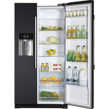 haier hrf 628in6 frigo am ricain autonome gris am ricain a led non sn st. Black Bedroom Furniture Sets. Home Design Ideas
