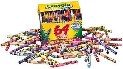 Crayola 64 Pastelli a Cera
