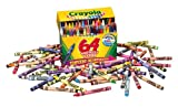 Crayola Wachsmalstifte, 64St. 0064