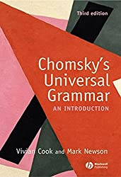[Chomsky's Universal Grammar: An Introduction] (By: Vivian J. Cook) [published: June, 2007]