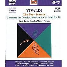 Vivaldi: Vier Jahreszeiten (DVD-Audio) [DVD-AUDIO] [DVD-AUDIO]