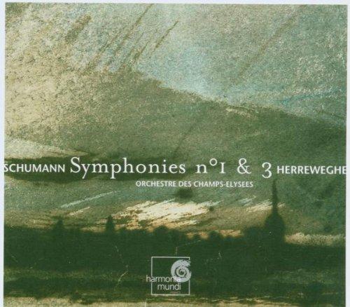 SCHUMANN - Symphonies n°1 et 3