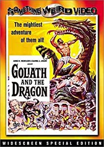 Goliath & Dragon [DVD] [1961] [Region 1] [US Import] [NTSC]