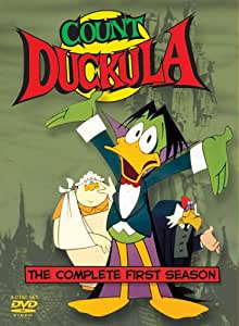 Count Duckula: Season 1 [DVD] [2005] [Region 1] [US Import] [NTSC]