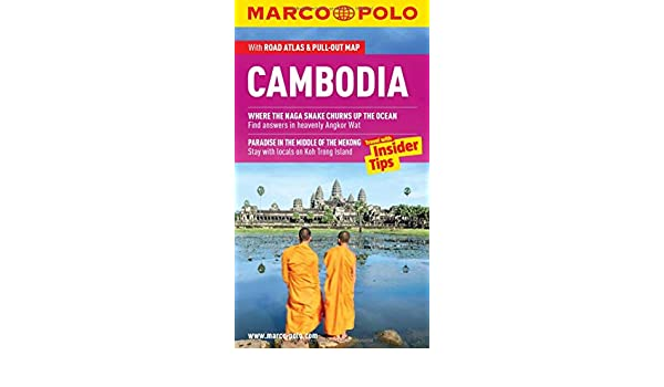Cambodia Marco Polo Guide (Marco Polo Travel Guides): Amazon in