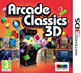 Arcade Classics 3D (Nintendo 3DS) on Nintendo 3DS