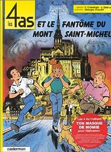 """Afficher """"Les 4 as et le fantôme du Mont Saint-Michel"""""""
