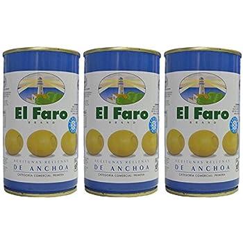 El Faro Aceitunas Rellenas...