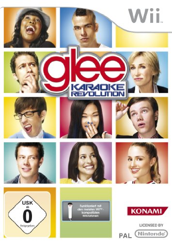 Karaoke Revolution Glee Vol. 1 (Wii-karaoke Revolution Glee)
