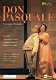 DONIZETTI: Don Pasquale (Live from Teatro Lirico di Cagliari, 2002) [DVD] [Alemania]