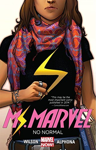 Ms. Marvel Vol. 1: No Normal (Ms. Marvel Series) por G. Wilson
