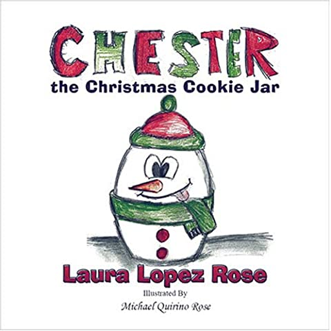 Chester the Christmas Cookie