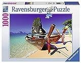 Ravensburger 19477 - Spiaggia Phra Nang Krabi Thailandia Puzzle, 1000 Pezzi