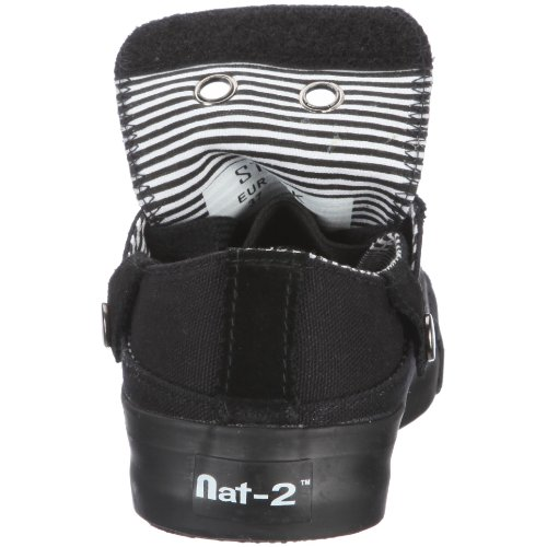 Noir Nat2 Ws41blk40 Stack Femme 1 Magasin Avec Mode In Baskets 4 wZaZ81
