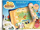 Gotrovo Treasure Hunt Game Indoor Outdoor DIY Educational Activity for Kids Pirate & Scavenger Hunt Learn through Fun
