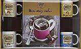 Coffret mug cakes + 4 mugs Nestlé Dessert®