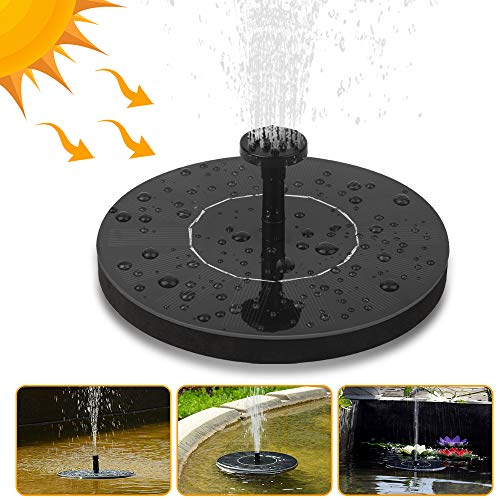 Nasharia Solar Springbrunnen, So...