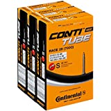Continental Race 28 Fahrradschlauch SV 42mm 3er Pack Sparpackung