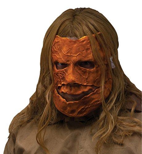 Zombie Asyl - Unbekannt Kürbis-Maske Asyl Flucht Zombies Halloween