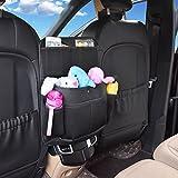 Rückseite Sitz Auto Organizer Kinder,Autositz Organizer,Rückenlehnenschutz, Sitz Rücken Tasche By YOOSUN