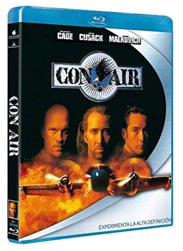 Con air (Convictos en el aire) [Blu-ray] 51E1jLQ7MnL