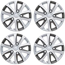 UKB4C Set of 4 Wheel Trims/Hub Caps 14