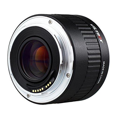 TARION® VILTROX C-AF 2 x Vergrößerung Extender Autofocus Mount Objektiv für Canon 500D/600D/650D/700D/60D/70D/10D/20D/30D/40D/50D/1D/5D/5D Mark II/5D Mark III/6D/7D usw.