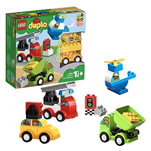LEGO DUPLO ersten Fahrzeuge