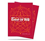 Ultra Pro Standard Sleeves - Force of Will - Red Card Back (65St.)