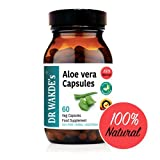 DR WAKDE'S® Aloe Vera Capsules I FREE SHIPPING I 100% Natural Herbal Supplement I Veggie Capsules from DR WAKDE'S® Natural Health Care
