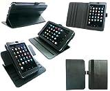 Emartbuy Typing Case - Funda para tablet Google Nexus 7 (soporte de sobremesa), negro