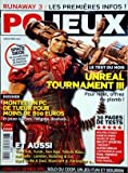 PC JEUX [No 118] du 01/12/2007 - RUNAWAY 3 - UNREAL TOURNAMENT III - Best Reviews Guide