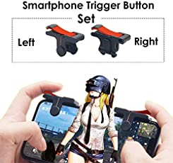 Zantec Gaming Trigger L1R1 Mobile Phone Aiming Fire Button Shooter Controller for PUBG