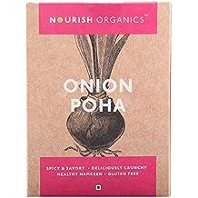 Nourish Organics Onion Poha 150Gr