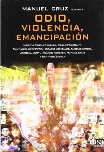 odio, violencia emancipacion/