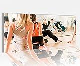 Acrylglasbild 100x40cm Sport Bauch Beine Po Aerobik Gymnastik Frauen Fitness Gesundheit Acrylbild Acryl Druck Acrylglas Acrylglasbilder 14A8772, Acrylglas Größe1:100cmx40cm