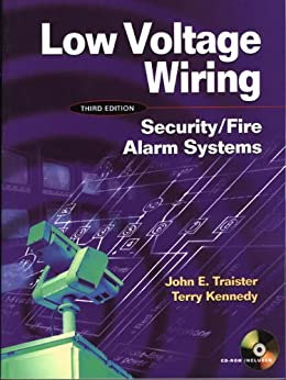 Low Voltage Wiring Security Fire Alarm Systems English