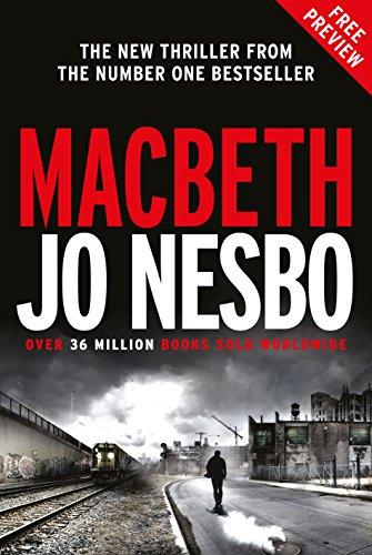 New Jo Nesbo Thriller: Macbeth Free Ebook Sampler (English Edition ...
