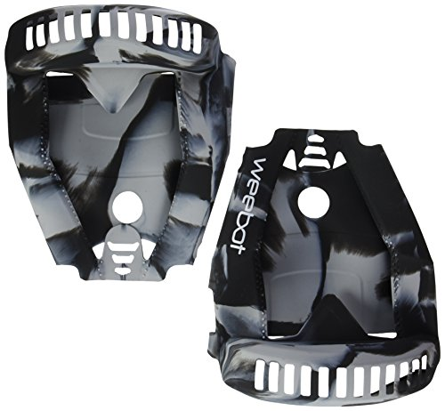 Weebot 3701110301588Housse de Hoverboard Unisex Erwachsene, Grau/Schwarz, Größe 8