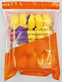 JZK-20 Mini-Spielzeug aus Plüsch, 5 cm, Keychain Emoji Keyring für Kinder und Erwachsene, zum Geburtstag, Taschen, für Partys, Dekorationen, 20, Mehrfarbig Test