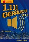 Produkt-Bild: 1.111 Geräusche, CD-ROM Für PC und Mac