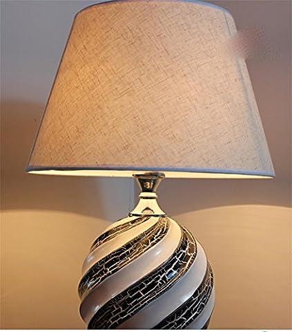 Kesierte élégant salon lampe de chevet lampe de chambre simple